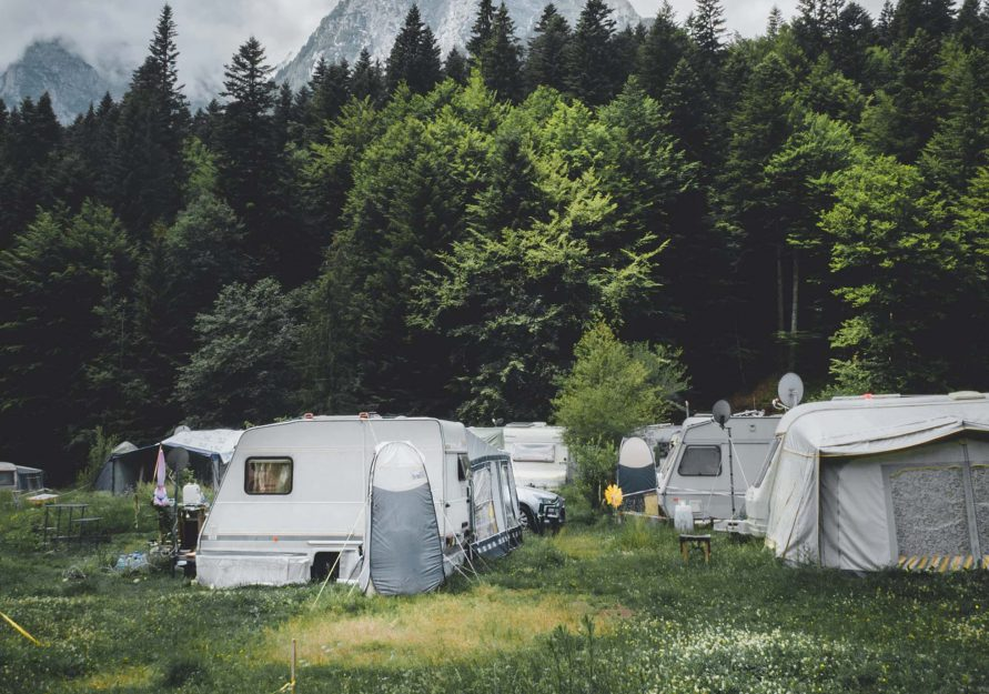 Camping in Corona Zeiten