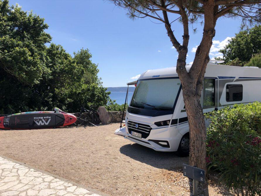 Mit dem Wohnmobil nach Kroatien in Zeiten von Corona