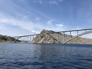 Krčki most - Krk Brücke
