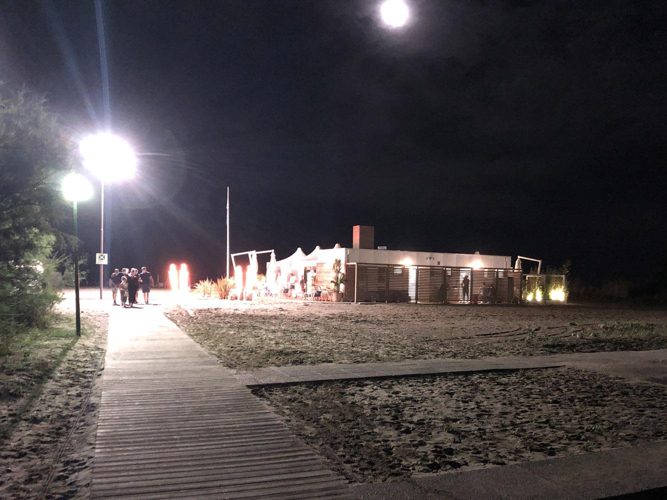 Strandrestaurant - Marina di Venezia