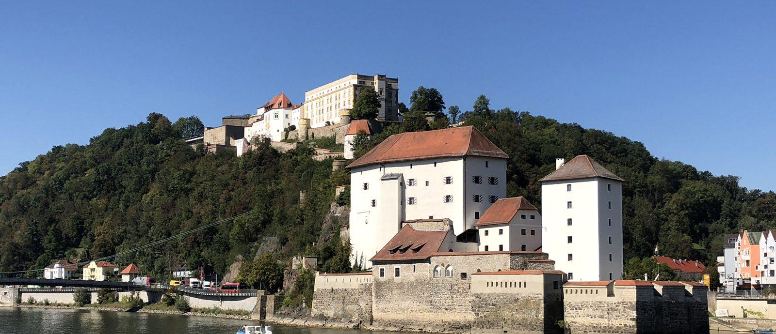 Campingurlaub - Veste Oberhaus Passau