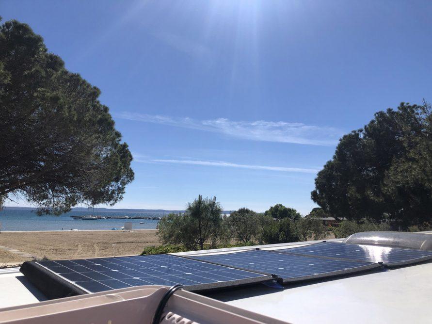 Mobile 120 W Solartasche – für mehr Autarkie